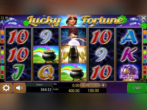 Lucky Fortune Game Preview