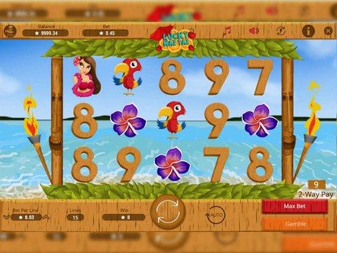 Lucky Mai Tai Game Preview