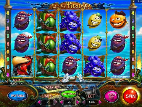 Spiele Lucky Pirates - Video Slots Online