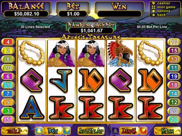 Lucky Spins Casino Software Preview