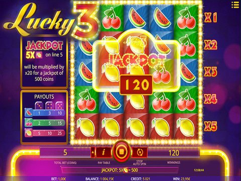 Lucky3 Game Preview