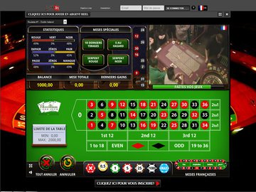 Lucky31 Casino Software Preview