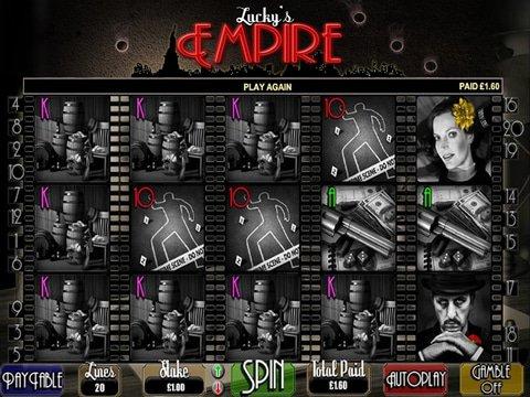 Luckys Empire Game Preview
