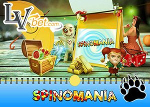 LVBet Casino Spinomania Promotion