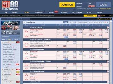 M88 Sportsbook Bonus And Review
