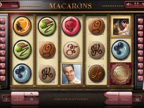 Macarons Game Preview