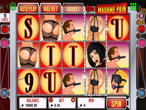 Madame Pain Game Preview