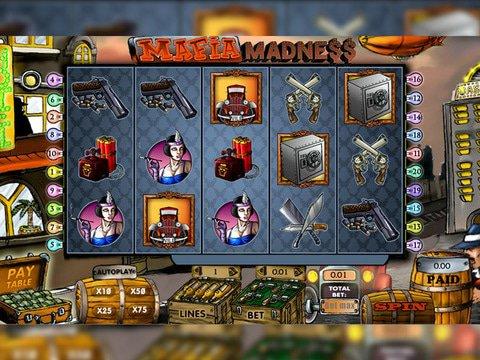 Mafia Madness Game Preview