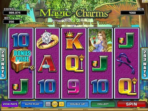 Magic Charms Game Preview