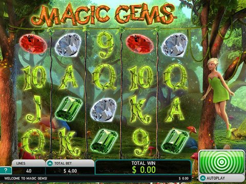 Magic Gems Game Preview