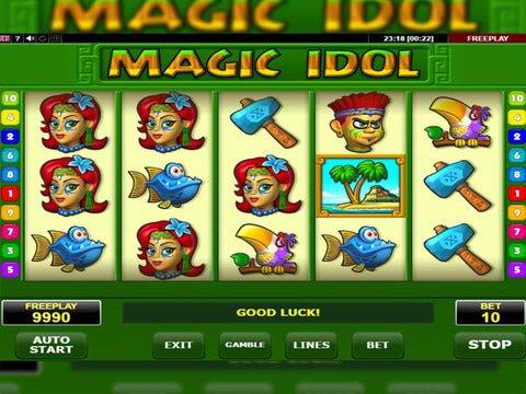 Magic Idol Game Preview