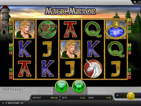Magic Mirror Game Com