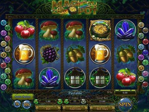 Magic Pot Game Preview