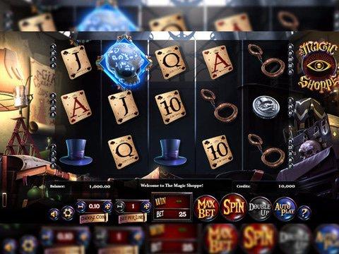 Magic Shoppe Game Preview
