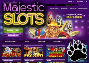 Lots of Exciting Online Casino Bonuses for Majestic Slots Players