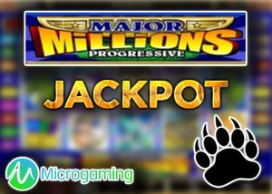 major millions jackpot won