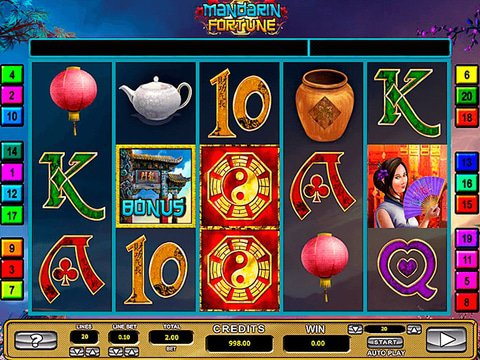 Mandarin Fortunes Game Preview