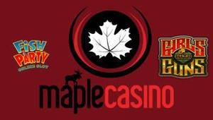 Maple Casino Double Win