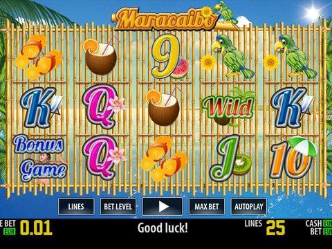 Maracaibo HD slot machine with no download
