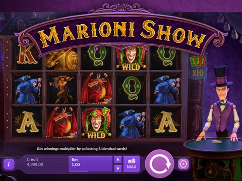 Marioni Show Game Preview