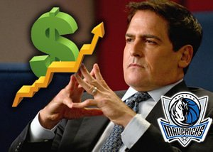 Mark Cuban is in with Daily Fantasy Sports, eSports Betting, Legalized Sports Betting