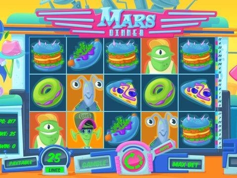 MarsDinner Game Preview