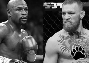 may weather mcgregor betting odds boxing august 2017