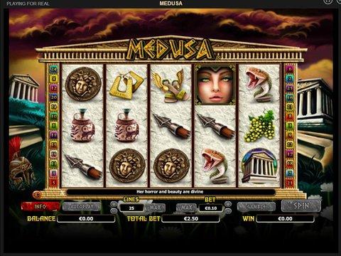 Medusa No Registration Slot Machine Review