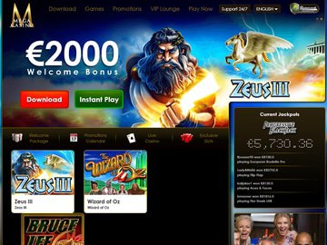 Mega Casino Coupon Code