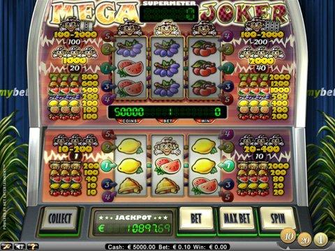 Unique Fun with No Download Mega Joker Slots