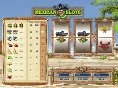 Mexican Slots Game Preview