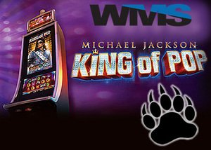 Michael Jackson King of Pop Slot WMS