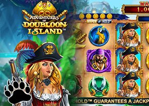 Microgaming Adventures of Doubloon Island Slot