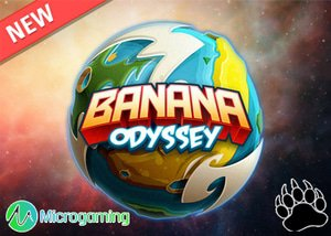 Microgaming New Banana Odyssey Slot