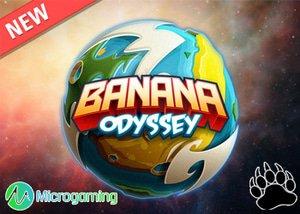Microgaming New Banana Odyssey Slot