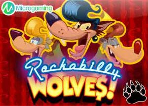 Microgaming Casinos New Rockabilly Wolves Slot