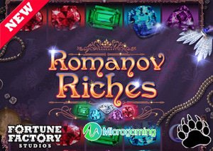 Microgaming New Romanov Riches Slot