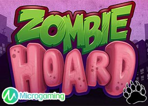 Microgaming Casinos New Zombie Horde Slot