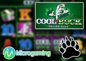 new cool buck slot microgaming casinos april