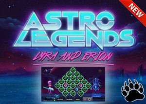 Microgaming Debuts New Astro Legends Lyra and Erion Slot