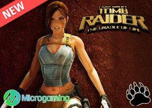 Microgaming is Developing a New Lara Croft Slot