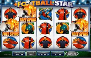 Football Star World Cup Promotion