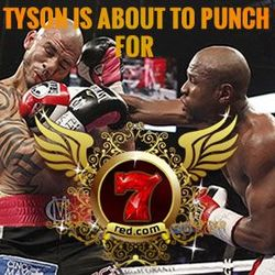 7Red: Mike Tyson New Ambassador