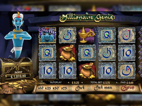 Millionare Genie Game Preview