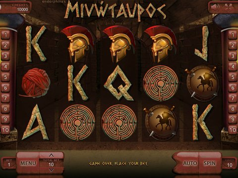Go Back in Time with No Download Minotaurus Slots