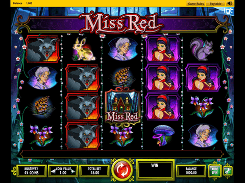 Miss Red Game Preview