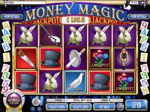 Play Money Magic Slot Machine Free with No Download