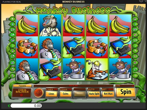 Monkey Business Game Preview
