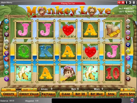 Monkey Love Game Preview