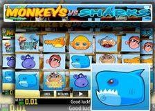 Monkeys VS Sharks HD